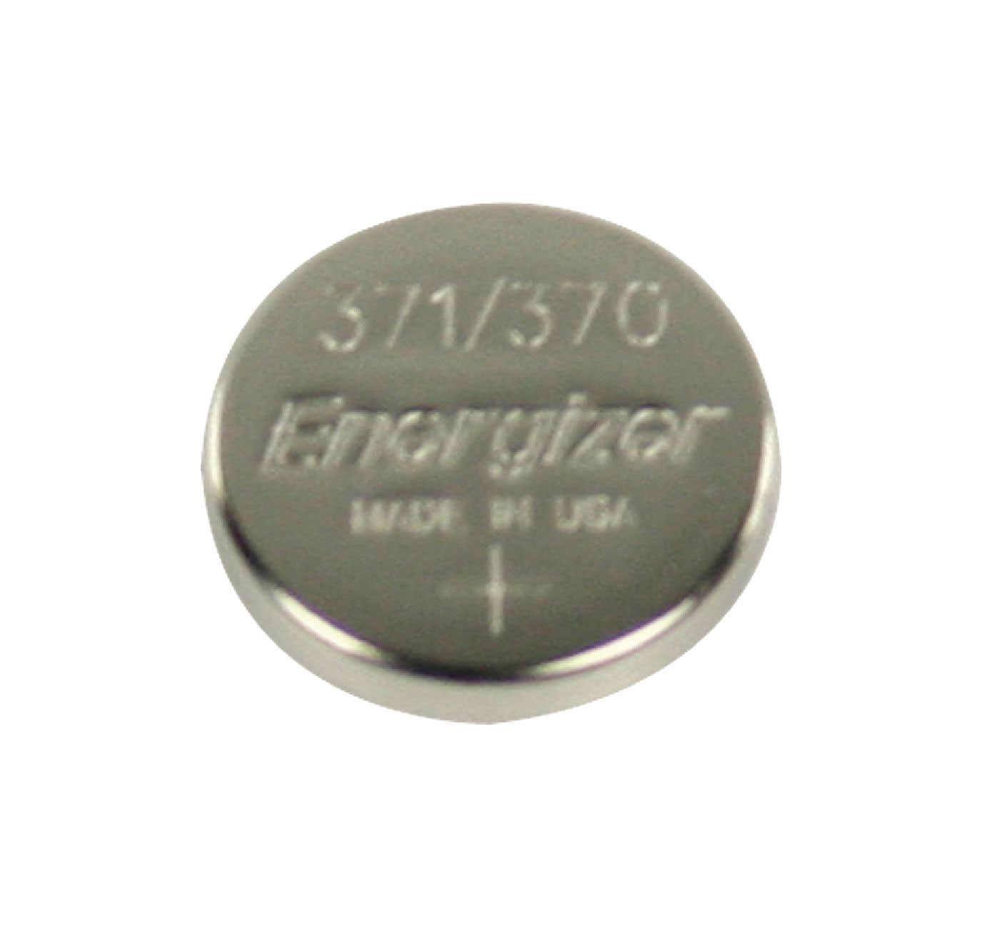371-370 Button Cell Silver Oxide Battery