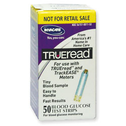 TRUEread Test Strips -50