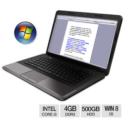 Notebook Computer and Screen Reader Software-15.6-in - 500GB