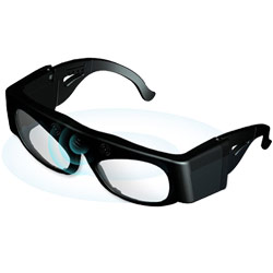 iGlasses Ultrasonic Mobility Aid- Clear Lens