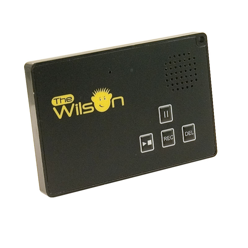 The Mini Wilson Compact Digital Recorder Version 3