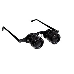 Click for larger version of 2.8X Sport Glasses